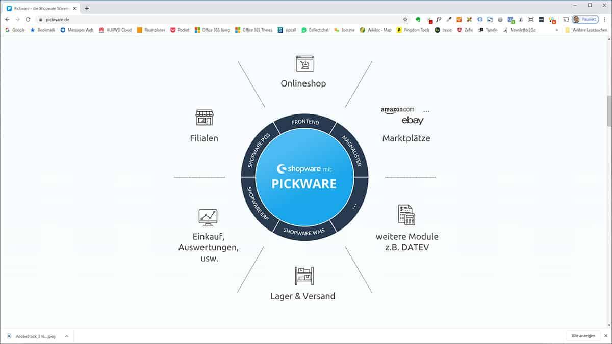 Pickware Warenwirtschaft für Shopware
